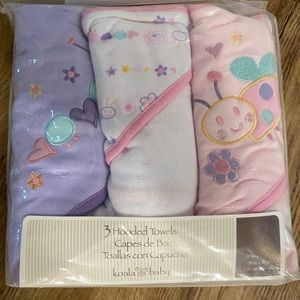 Brand new Baby Bath Towels
